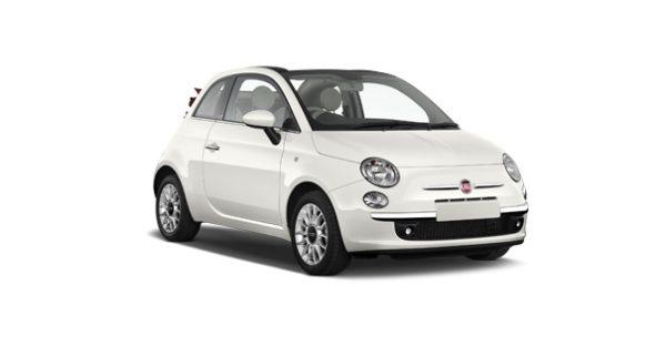 Fiat 500C coche Falcorent