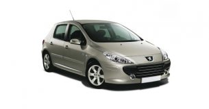 Peugeot308 flota web Rent a car en Mallorca